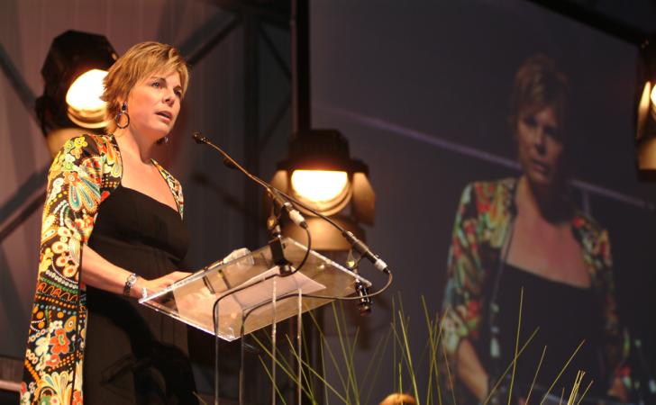 uitreiking AKO literatuurprijs 2006 georganiseerd door MetService